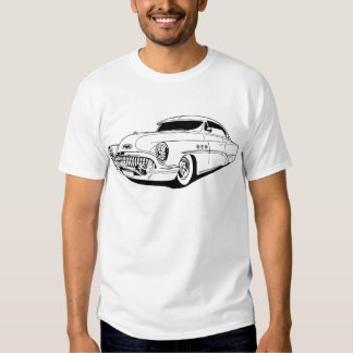Buick Special 1953 Tees