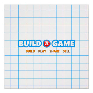 Build a Game Poster