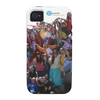 Build a World - iPhone 4 hard case Vibe iPhone 4 Cases