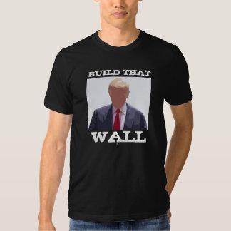 Build That Wall American Apparel T-Shirt