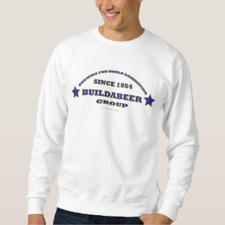 BUILDABEER GROUP PULL OVER SWEATSHIRTS