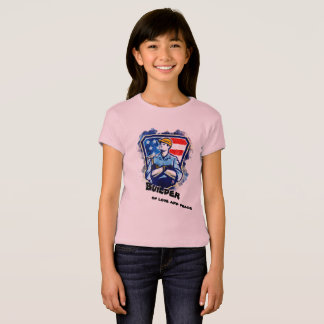 Builder of love and peace T-Shirt