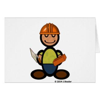 Builder (plain) card