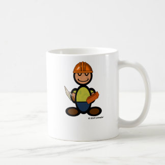 Builder (plain) coffee mug