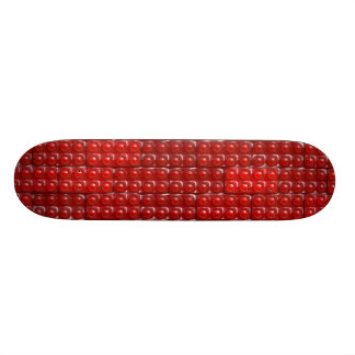 Builder s Bricks - Red Custom Skateboard