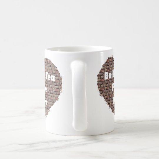 Builder's Tea Coffee Mug