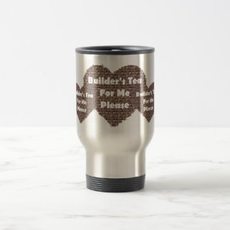 Builder's Tea Travel Mug