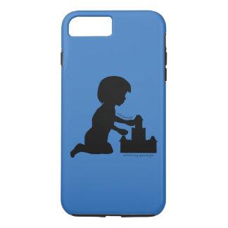 Building A Sandcastle iPhone 7 Plus Case