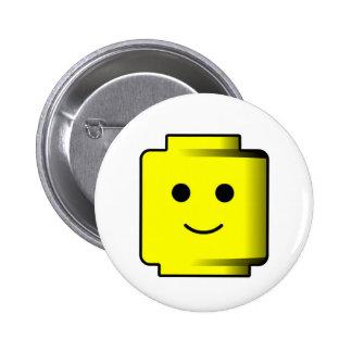 Building Block Head button