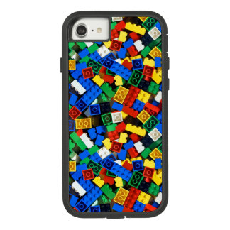 "Building Blocks Construction Bricks ""Construction Case-Mate Tough Extreme iPhone 8/7 Case"