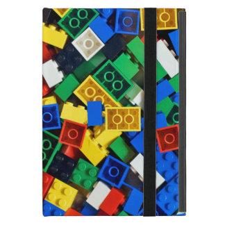 "Building Blocks Construction Bricks ""Construction iPad Mini Case"