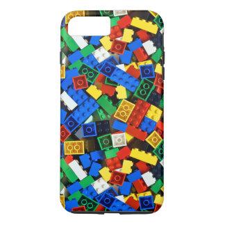 Building Blocks Construction Bricks iPhone 8 Plus/7 Plus Case