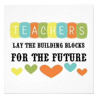 Building Blocks For The Future Personalized Invite