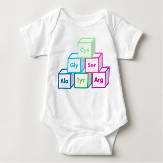 Building Blocks of LIfe Baby Bodysuit
