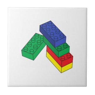 BUILDING BLOCKS SMALL SQUARE TILE