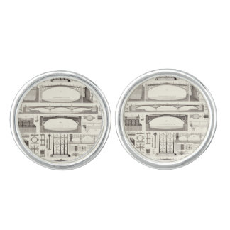Building Bridges Cuff Links