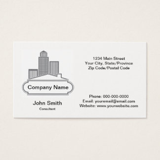 Building Business Card