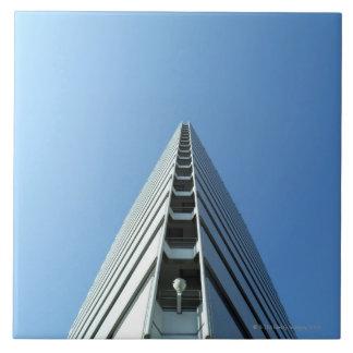 Building in Japan Tile