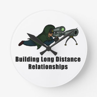 building long distance relationships round clock