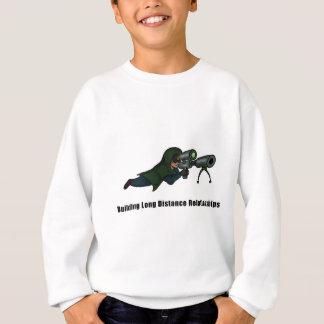 Building Long Distance Relationships Sweatshirt