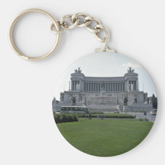 Building, Rome Key Ring