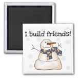 Building Snow Friends Tshirts and Gifts