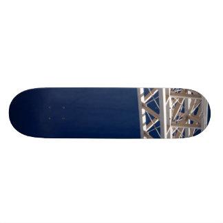 building structure 21.6 cm skateboard deck