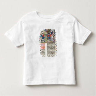 Building the Foundations of the Monastery Toddler T-Shirt