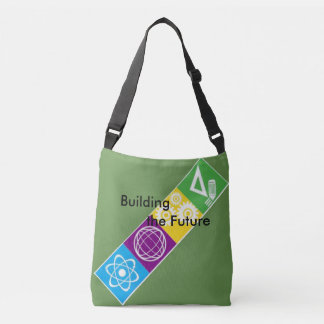 Building the Future With STEM Crossbody Bag