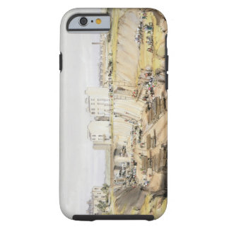 Building the Retaining Wall near Park Street, Camd Tough iPhone 6 Case