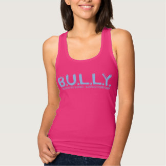 Building Up Lives & Loving Yourself Tank