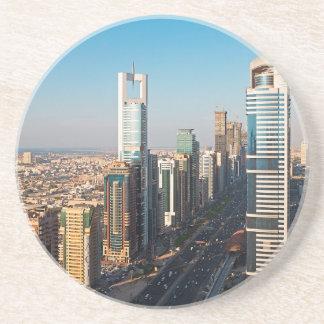 Buildings Along Sheikh Zayed Road, Dubai Coaster