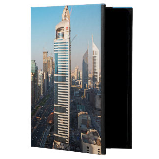 Buildings Along Sheikh Zayed Road, Dubai iPad Air Cover