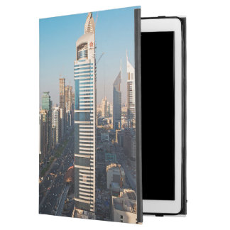 "Buildings Along Sheikh Zayed Road, Dubai iPad Pro 12.9"" Case"