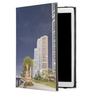 Buildings along the Miami River Riverwalk