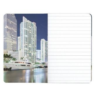 Buildings along the Miami River Riverwalk Journal
