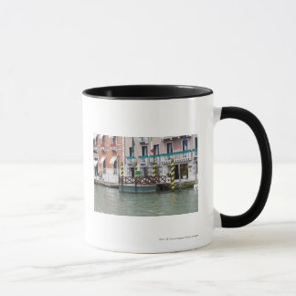 Buildings at the waterfront in Venice, Italy Mug