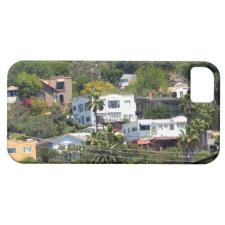 Buildings On The Mountain iPhone 5 Cover
