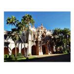 Buildings On The Prado In Balboa Park San Diego Postcards