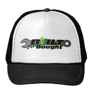 built not bought jdm car shirt tuner import racing cap