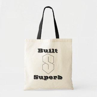 Built Superb Tote Bag