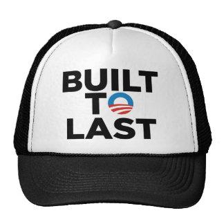 Built to Last - President Barack Obama Trucker Hat