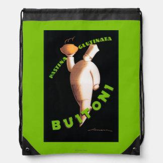 Buitoni Pasta Promotional Poster Drawstring Bag