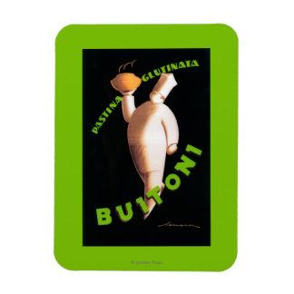 Buitoni Pasta Promotional Poster Rectangular Photo Magnet