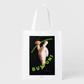 Buitoni Pasta Promotional Poster Reusable Grocery Bag