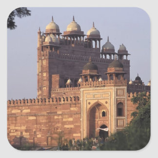 Buland Darwaza Gate of Victory) to the Dargah Square Sticker