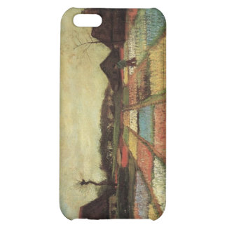 Bulb Fields by Vincent van Gogh Cover For iPhone 5C