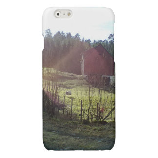 Bulding and sheep iPhone 6 plus case