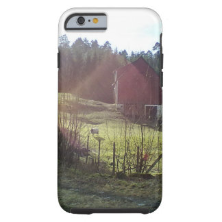 Bulding and sheep tough iPhone 6 case
