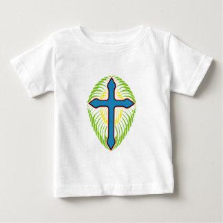 Bule Cross Baby T-Shirt